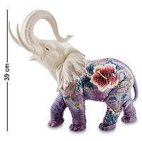"Фарфоровая статуэтка ""Слон"" (Pavone) 39 см"