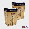 Набор тест-полосок Wellion Calla №50 из 2 упаковок (100 штук сразу)