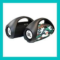 Колонка JBL Boombox Mini (черные, красные, синие, комуфляж)!Опт