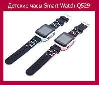 Детские часы Smart Watch Q529 голубой, розовый, фото 1