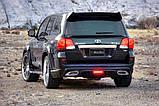 Комплект обвеса на Toyota Land Cruiser 200 Wald Black Bison Edition, фото 10
