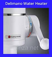 Delimano Water Heater Проточный водонагреватель Делимано