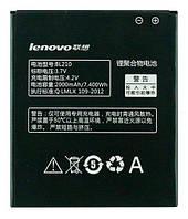 Аккумулятор для мобильного телефона Lenovo BL210 (2000 mah) A529,A606, A656, A766, S650, S820