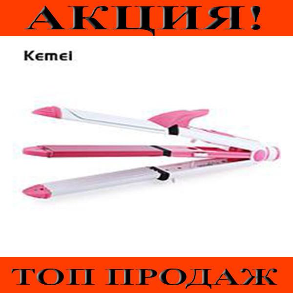Плойка Kemei ZGQ-KM 1213 3в1!Хит цена