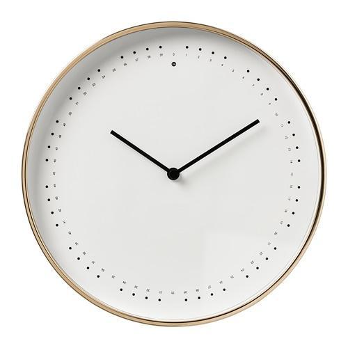 ИКЕА (IKEA) PANORERA, 103.741.50, Часы, 24 см - ТОП ПРОДАЖ