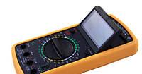 Мультиметр универсальный DT9205A тестер LCD дисплей Ремонт электрической цепи автомобиля тест транзисторов