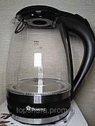 Электрический чайник(стекло) DT 820