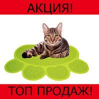 Коврик для домашних животных Paw Print Litter Mat!Хит цена