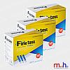 Тест полоски Finetest Premium в акционном наборе из 3 упаковок (150 штук)