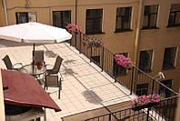Гидроизоляция террас, балконов, крыш жидкой гидроизоляционной мембраной