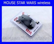 Компьютерная мышь MOUSE STAR WARS wireless