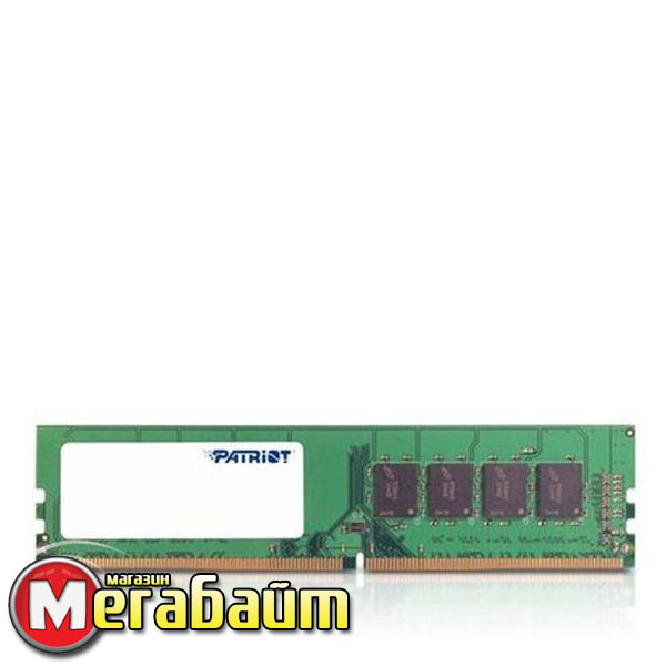 Опер. память  DDR4 8GB/2400 Patriot Signature Line (PSD48G240081)