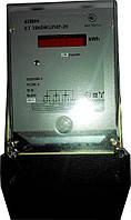Счетчик ЭЛВИН ET 3B6E8КLRP-12  3*380V 10-120A, А±R±, многотариф. с профилем нагр, ТВ+токовая петля