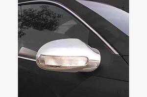 Mercedes A-klass W168 1997-2004 гг. Накладки на зеркала (2 шт, пласт)
