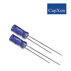 4.7mkf - 35v Электролит GS 5*11  Capxon, 85°C