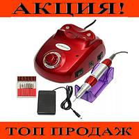 Аппарат для маникюра и педикюра DM-208 с педалью!Хит цена
