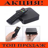 Приставка TV-BOX MAQ-4k (1G + 8G)Android 5.1!Хит цена