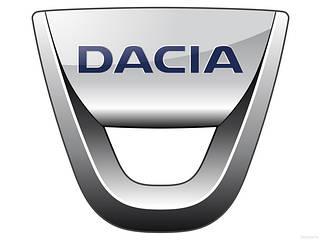 Рейлинги на крышу Dacia