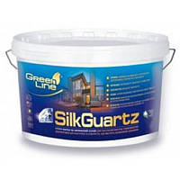 Краска-грунт на силиконовой основе SilkGuarz, 10л / 15 кг