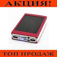 Power Bank с солнечной батареей Solar PB 30000!Хит цена