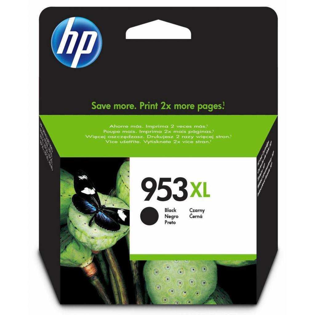 Картридж HP DJ No.953XL Black Officejet Pro 8210/8710/8720/8725/8730 (L0S70AE)