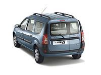 Заднее стекло на Dacia/ Renault Logan
