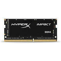 Модуль памяти для ноутбука SoDIMM DDR4 16GB 2400 MHz Kingston (HX424S14IB/16), фото 1