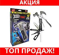 Инструмент складной Мультитул Tac Tool 18 in 1!Хит цена