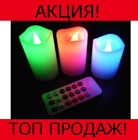 Светодиодные свечи LED Scented Candles!Хит цена