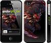 """Чехол на iPhone 4s Dota 2. Bloodseeker """"969c-12"""""""