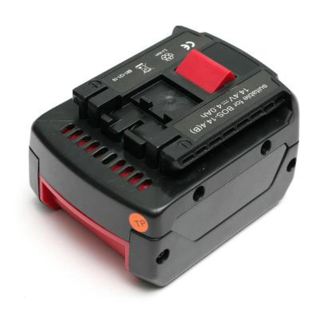 Аккумулятор к электроинструменту PowerPlant для BOSCH GD-BOS-14.4(B) 14.4V 4Ah Li-Ion (DV00PT0003)