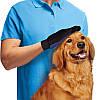 Перчатка для вычесывания шерсти животных True Touch!Хит цена, фото 2