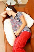 C-образные подушки для беременных оптом