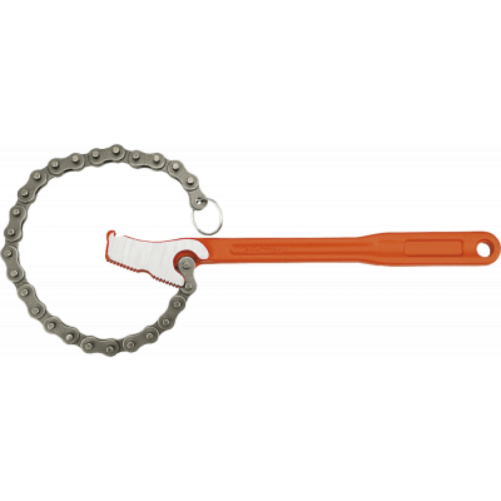 Ключ Topex трубный цепной, 300 мм (34D035)