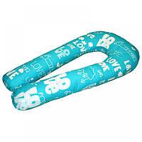 U-образная подушка для беременных (разные цвета), фото 1
