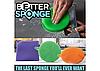 Набор универсальных силиконовых щеток-губок Better Sponge!Хит цена, фото 2
