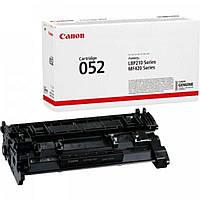 Картридж Canon 052 Black 3K (2199C002)