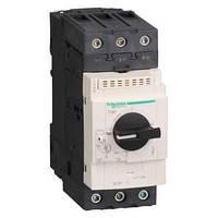 GV3P40. Автоматический выключатель с комб. расцепителем. Ток 40А. Винтовые зажимы