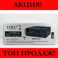 Усилитель AMP 326 BT!Хит цена