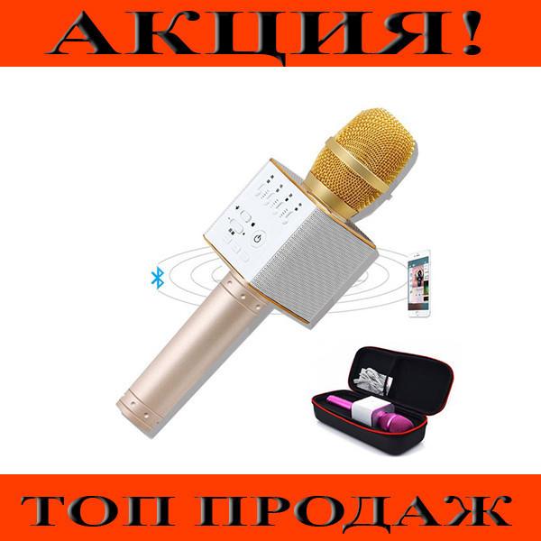 Микрофон Q9 (2 динамика + USB Bluetooth)!Хит цена