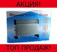 Конвектор дуйка Domotec Heater MS 5904!Хит цена