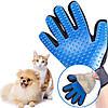 Перчатки Pet Brush Glove для снятия шерсти с животных!Хит цена, фото 5