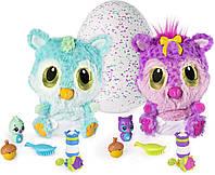 Оригинальные интерактивные малыши в яйце Чипади Хетчималс Hatchimals Hatchibabies Chipadee 6044086