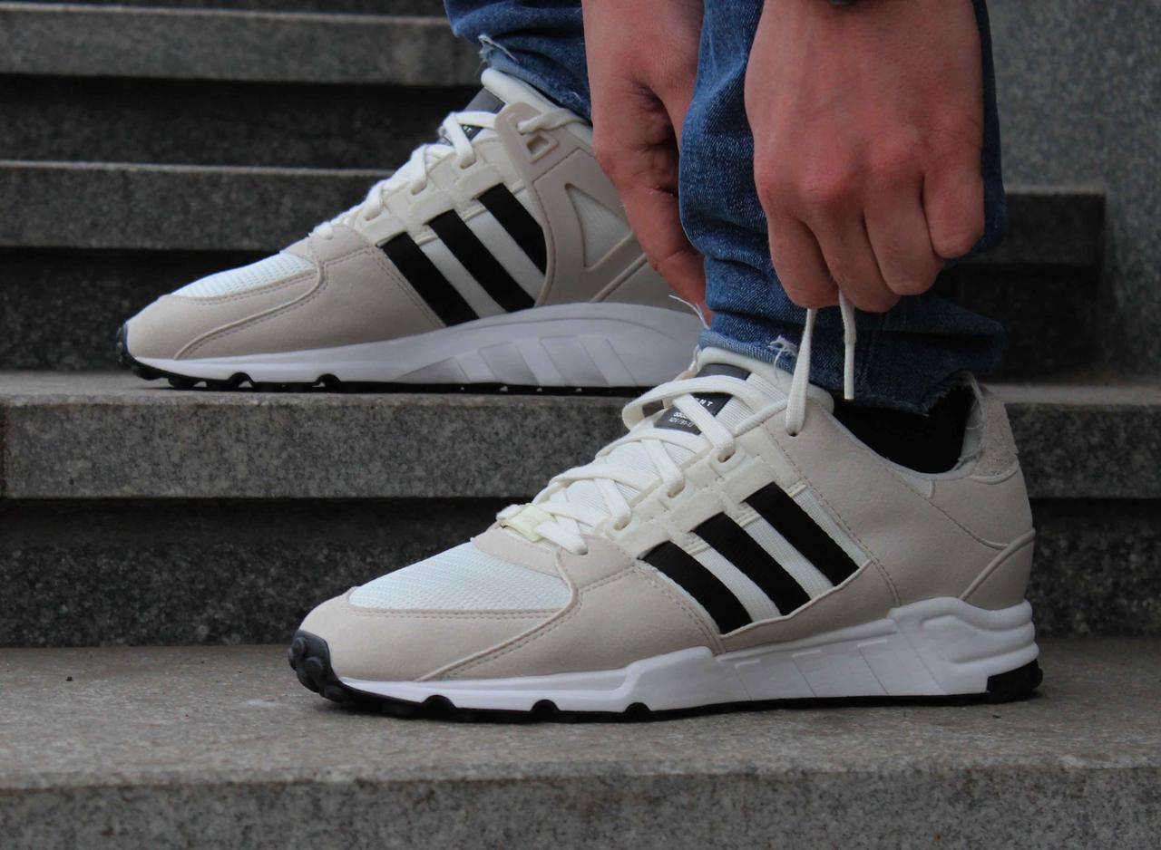 Оригинальные светлые мужские кроссовки Adidas Equipment Support RF EQT BY9627