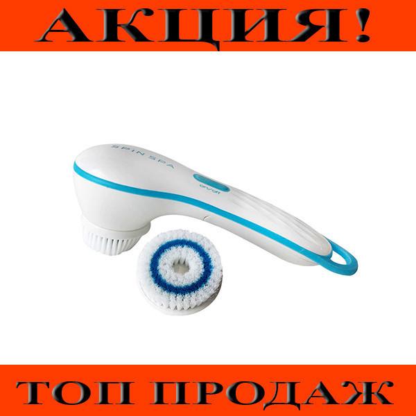 Электрическая массажная щетка для лица Spin Spa!Хит цена