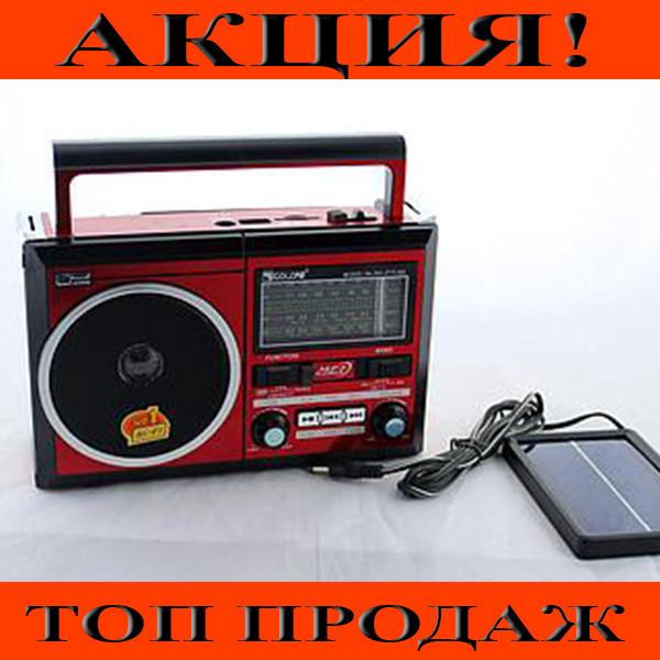 Радио Golon RX-277 LED+LCD+Solar!Хит цена