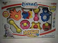 Игрушки для малышей.Набор погремушек для малышей.Лучшие погремушки.