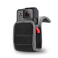 Сумка футляр, кейс, чохол для камер GOPRO, SJCAM, XIAOMI та інших екшен камер (код XTGP-S01)