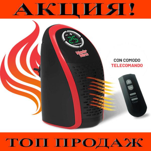 Электро обогреватель NEW Handy Heater remote Wonder Warm!Хит цена