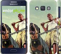 """Чехол на Samsung Galaxy A3 A300H GTA. Rottweiler """"847c-72"""""""